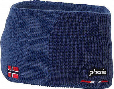 Norway Alpine Team Head Band (Dark blue)